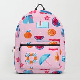 Summer beach essentials Backpack