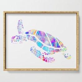 Sea Turtle Serving Tray