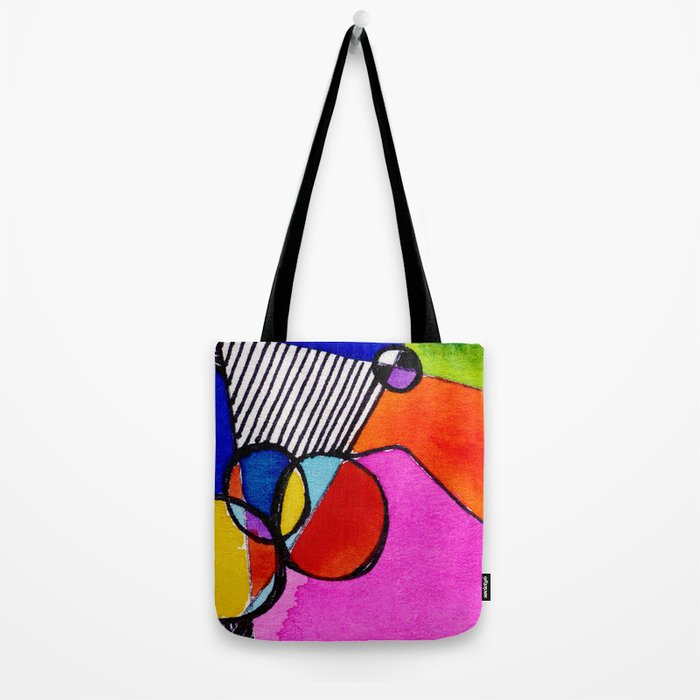 Magical Thinking 7A6 by Kathy Morton Stanion Tote Bag