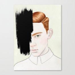 Hiding #2 Canvas Print