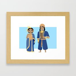 Philippines: Nobles and Royals Framed Art Print