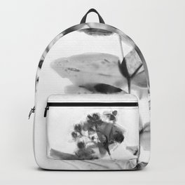 Ghostly Blooms Backpack