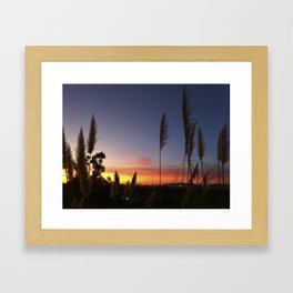 The Sound of Color Framed Art Print