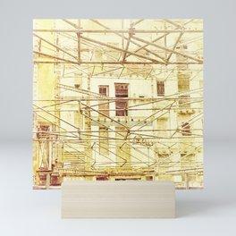 Under Conctruction Mini Art Print