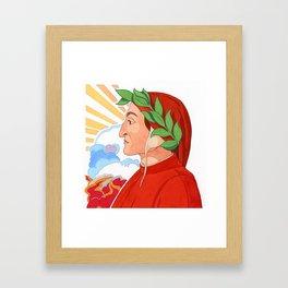 Dante Framed Art Print