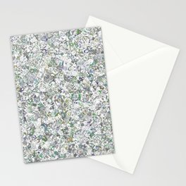 White surreal Stationery Cards