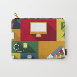 Designer flat tools Carry-All Pouch