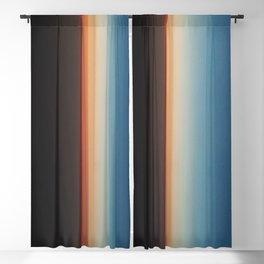 Celebratory Horizon Blackout Curtain