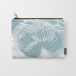 slinky seafoam Carry-All Pouch