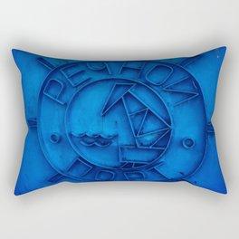 River port Rectangular Pillow