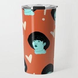 Seungcheol Seventeen Travel Mug