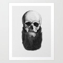 R.I.P.B. Art Print