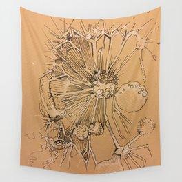 Dandelion #1 Wall Tapestry