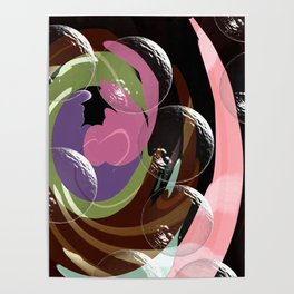 Moonbeam Love Poster