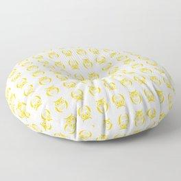 owl pattern Floor Pillow