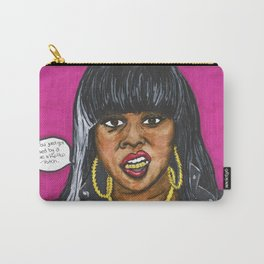 love and hip hop bitch Carry-All Pouch