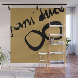 Pani Dua - Puffy Ross Pop Art (after MLBS) Wall Mural