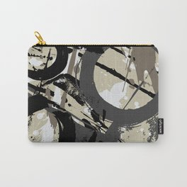 Enso Groove D by Kathy Morton Stanion Carry-All Pouch