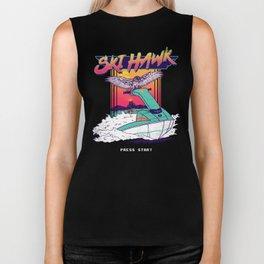 Ski Hawk Biker Tank