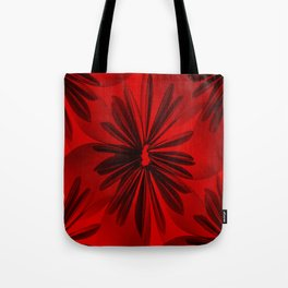 Red Origami Flowers #decor #society6 Tote Bag