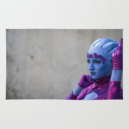 Asari by Arizzel Cosplay Rug