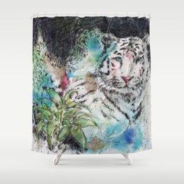Noches de Laguna Shower Curtain