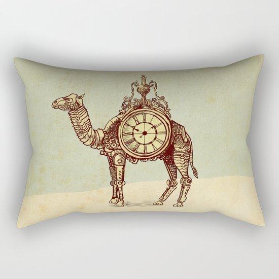 Desert Time Rectangular Pillow
