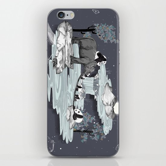 Dreamscape iPhone & iPod Skin