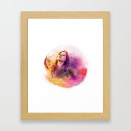 Holinlove Framed Art Print