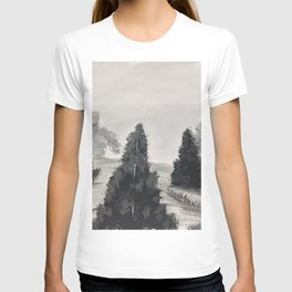 The silver lining T-shirt