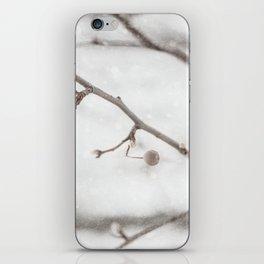 Crisp. iPhone Skin