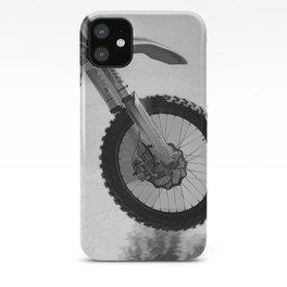 Motocross Dirt-Bike Racer iPhone Case