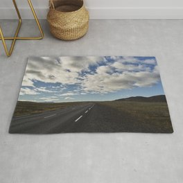 Ring Road - Iceland Rug