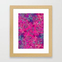 magic mandala 52 #mandala #magic #decor Framed Art Print