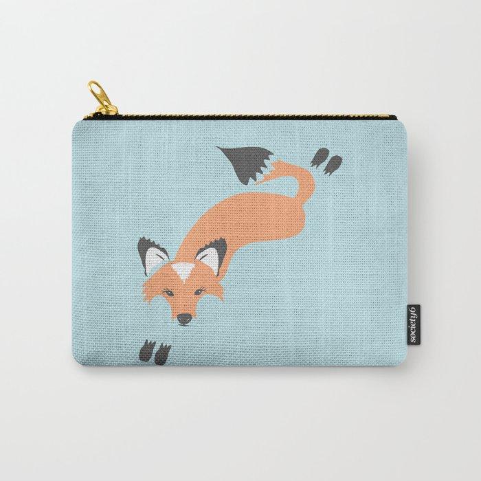 Foxy Roxy Carry-All Pouch