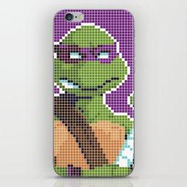 Teenage Mutant Ninja Turtles - Donatello iPhone Skin