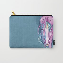 Pinkest Unicorn Carry-All Pouch