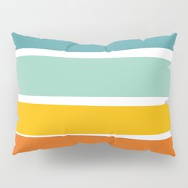 Irregular Stripes Pillow Sham