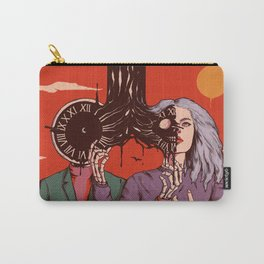 Shared Time Carry-All Pouch