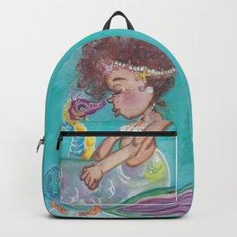 Ginger Guppy Backpack