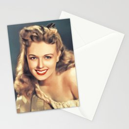 Noreen Nash, Vintage Actress Stationery Cards