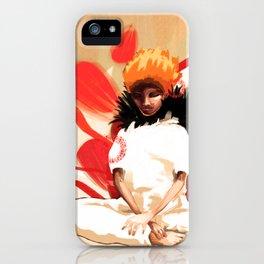 mak iPhone Case