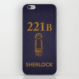 Sherlock 04 iPhone Skin