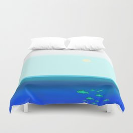 fishies Duvet Cover