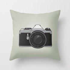 SLR Throw Pillow