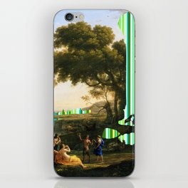 The Man Made iPhone Skin