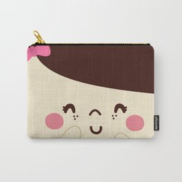 Pajaritos en mi Cabeza Carry-All Pouch