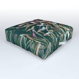 Sea of Aloe Outdoor Floor Cushion