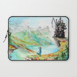 """Into my dreams"" Laptop Sleeve"