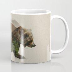 North American Brown Bear Mug